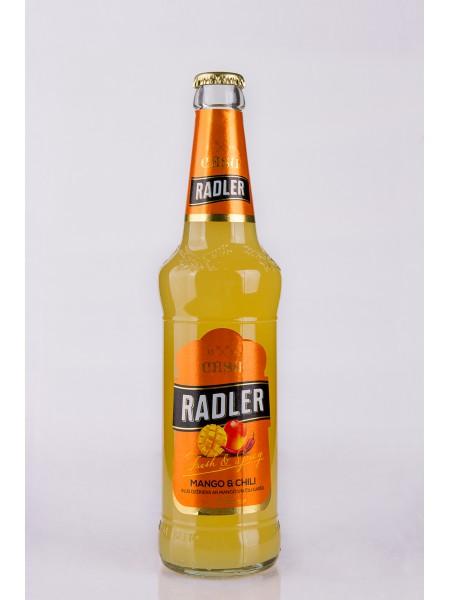 Cerveza Radler Mango & Chili