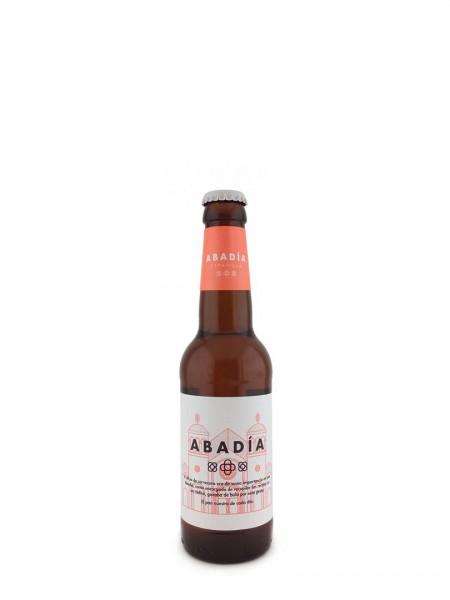 Cerveza Abadía Española