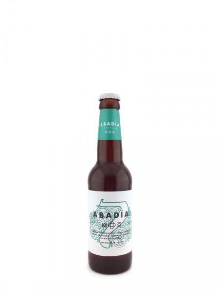 Cerveza Abadía Española 7 Maltas