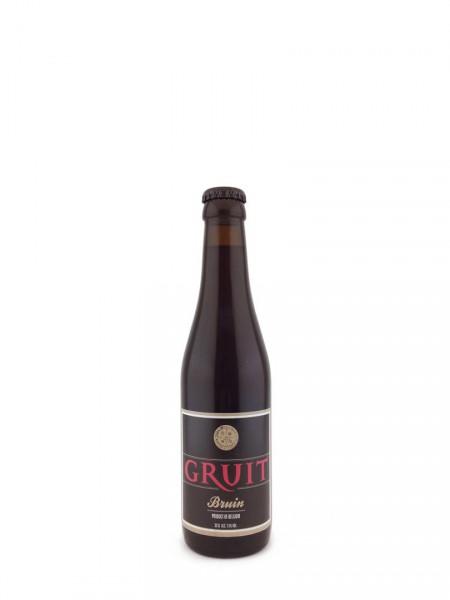 Cerveza Gruit Bruin