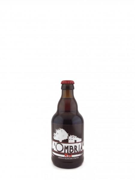 Cerveza L'Ombria Red