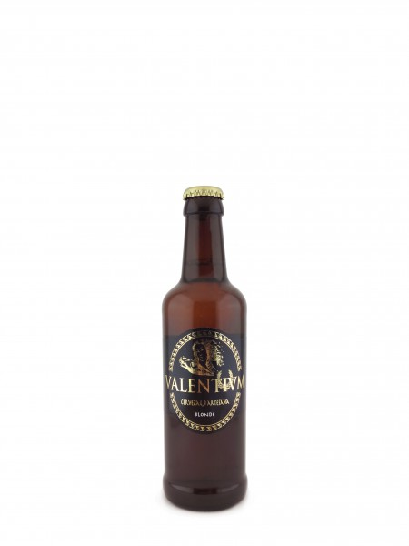Cerveza Valentium Blonde 33 cl.