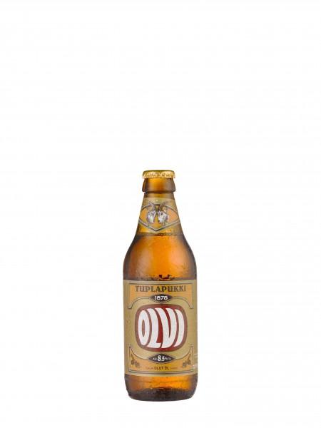 Cerveza Olvi Tuplapukki