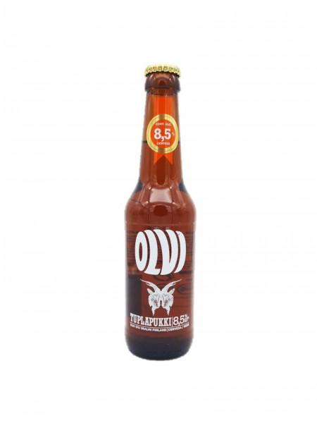 Cerveza Olvi Tuplapukki 33 cl.