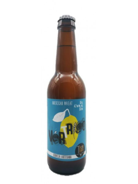 Cerveza Tercer Tiempo Vértrigo 33 cl