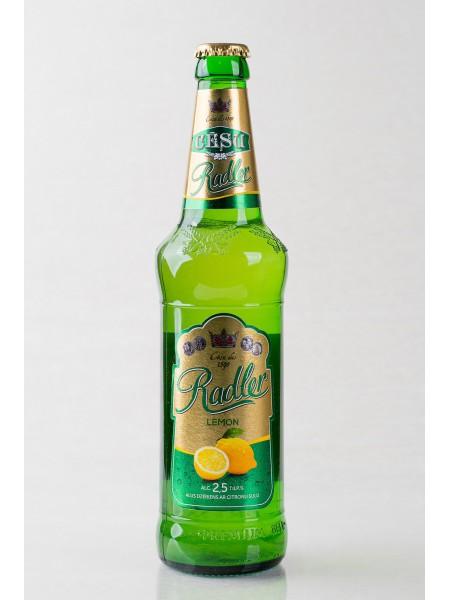 Cerveza Radler Limón