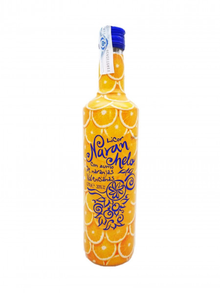 Naranchelo Licor de Naranja