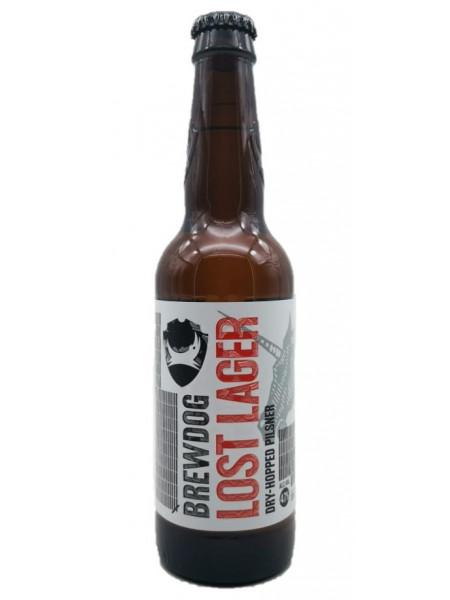 Cerveza Brewdog Lost Lager