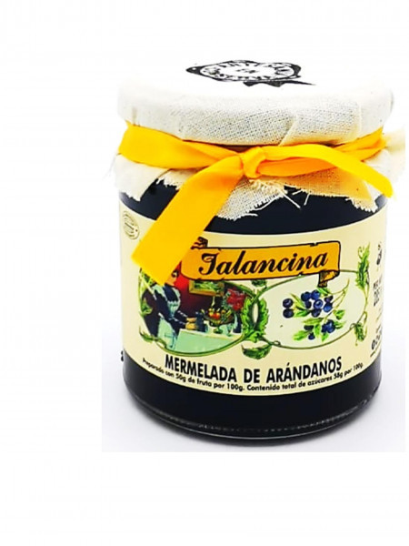 Jalancina - Mermelada de Arándanos 285 grs