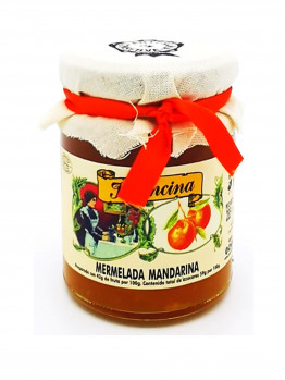 Jalancina - Mermelada de Mandarina 285 grs.