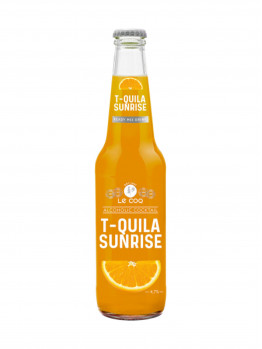 T-Quila Sunrise 33 cl.