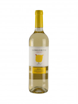 Gorgorito Verdejo DO.Rueda 75 cl.